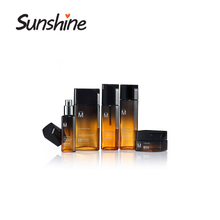 Glass Packaging Factory Sell import empty cosmetic foundation bottle