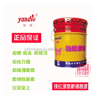 Red Iron Oxide Epoxy Priming Paint
