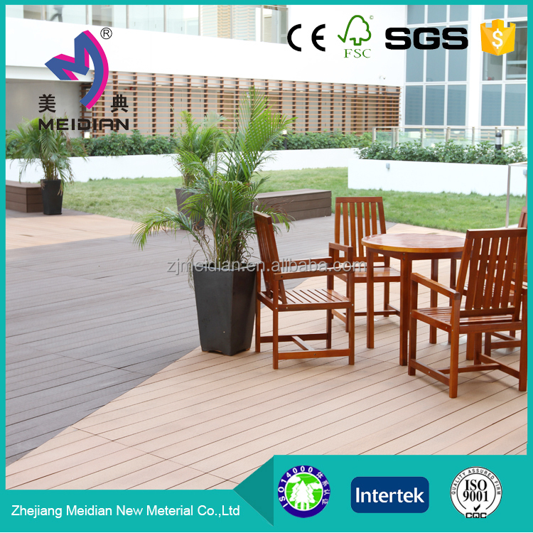 high quality flooring cheap deck boards new tech anti-corrosion antislip wpc panel wood plastic composite wpc decking floor