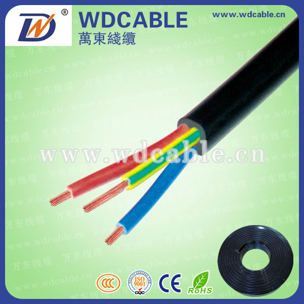 PVC Insulation Power Cable Optical Power Ground Wire Cable