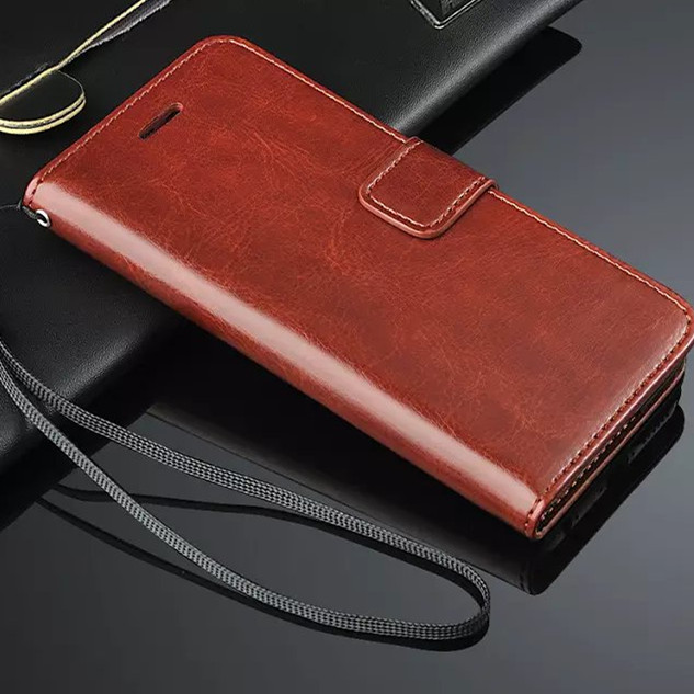 Leather 4.7/5.5 inch mobile phone case for Iphone 6 leather case