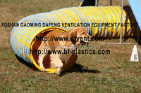 outdoor pet tunnel for training agility 6m