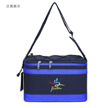 Ready hotsaling top grade Yuetour nylon waterproof two isolation car lunch outdoor cooler bag