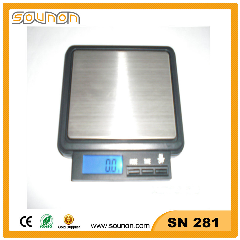 Sounon Small Scale Industries, Best Weighing Pocket Scale, List Scale Industries from Factory