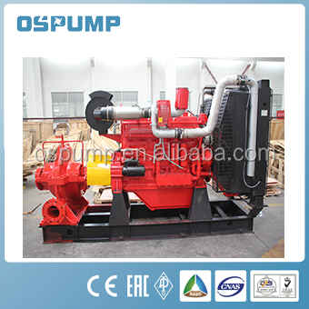 Ocean Brand XBD Series Price Of Diesel engine fire pump