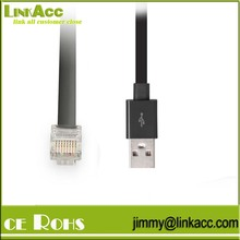 Communicate RJ12 to MINI USB cable