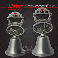 Excellent peroformance souvenirs dinner bells for decoration