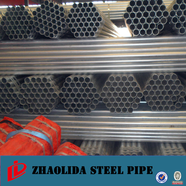 schedule 20 pipe ! galvanized pipe for building 38mm galvanized steel conduit
