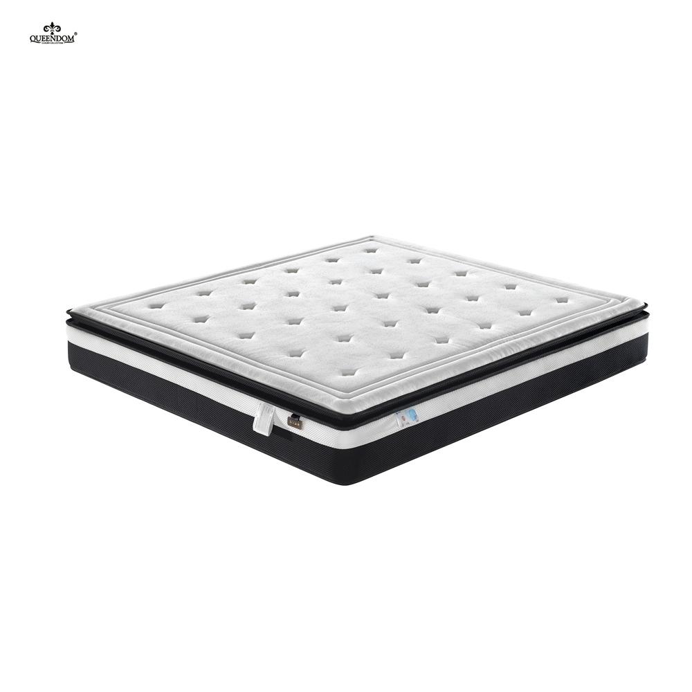 Hot selling bedroom furniture popular christmas memory foam mattress - Jozy Mattress | Jozy.net