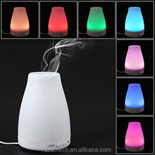 Aromatherapy supplies essential oil diffuser 100ml aroma diffuser innogear diffuser with color LED lights changing