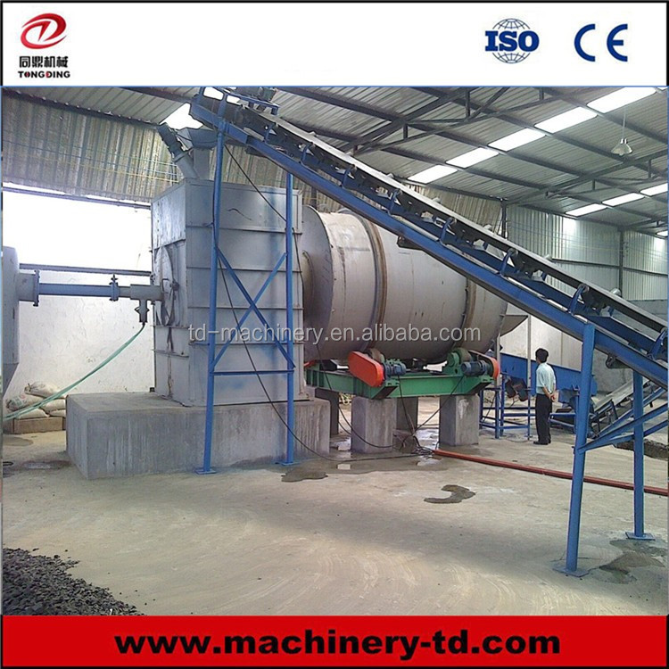 Triple Cylinder Drum Rotary Silica Sand Dryer