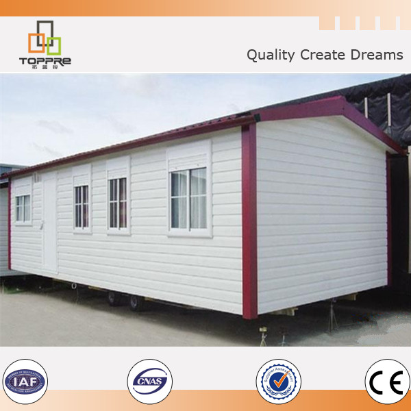 Economic Prefabricated Villa Modular Home Steel Structure Prefab House