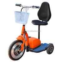 chinese 500w foldable electric handicapped tricycle