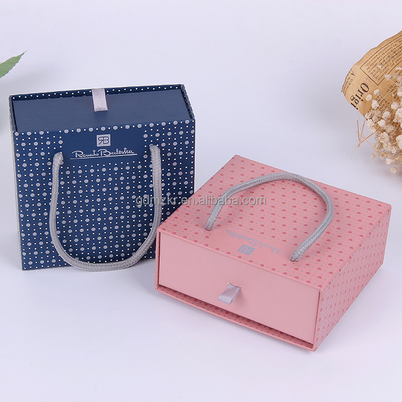 Drawer Style High-end Portable Gift Box Packaging