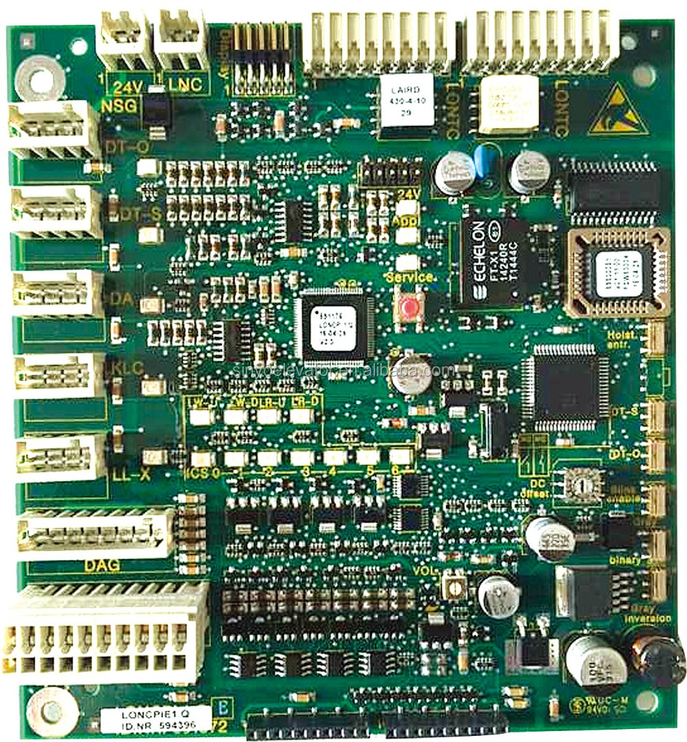 Schindler Elevator PC Board 59324356