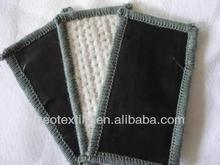 Non Reinforced GCL Formed With Nonwoven and Woven Geotextile Act As a Low Permeability Liner