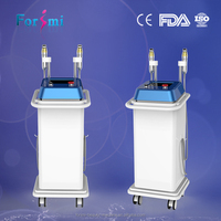 New Arrival Fashion Design Skin Tightening Face Lifting Machine 2 in 1 RF Beauty System