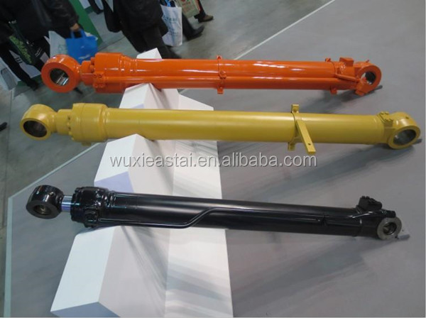 Small Backhoe hydraulic cylinders
