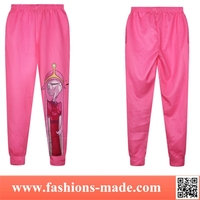 Lovely Pink Princess Bonnibel Bubblegum Sweatpant