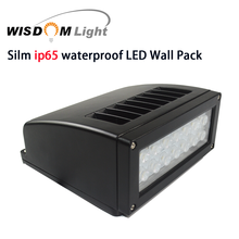 Solar ip65 LED recessed mount outdoor gardon wall pack lamp light fixture with motion sensor
