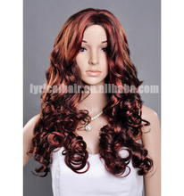 Factory Price Synthetic Mustache Wig