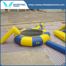 water trampoline/water jumping bed /inflatable water trampoline