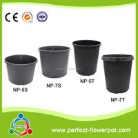 Plastic Gallon Pots- Plant Nursery Pots - Unbreakable Plant Pots Wholesale