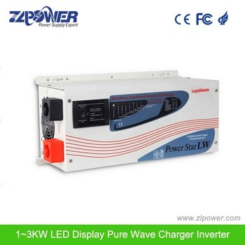 Micro pure sinusoidal inverter power inverter 2500 watts