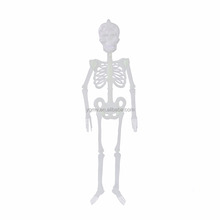 Horror Luminous Movable Skull Skeleton Halloween Props Glow Evil Party Favors halloween eve Scary Halloween Decoration