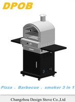 propular Gas pizza stove