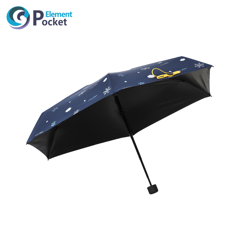 POCKET ELEMENT top 5 capsule navy sun umbrella