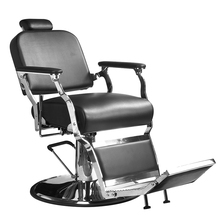 Old Fashioned Foldable Furniture Barber Chair For Women