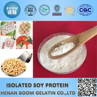 Reliable and sustainable supply non gmo isolate soya protein
