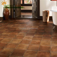 Hot sale!Waterproof flooring vinyl tiles slate /Wood Plastic Floor