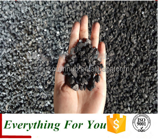 China supplier C 92- 98% Calcined anthracite/ Carbon additives for Iron and steel smelting