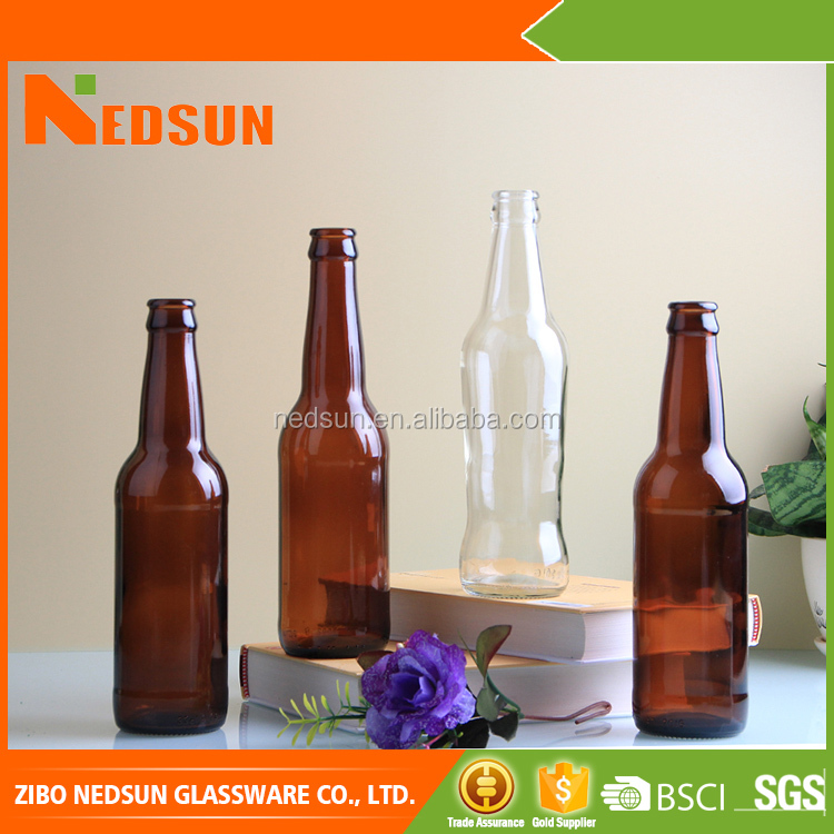 Hot new products for 2017 330ml beer bottle best selling products in philippines