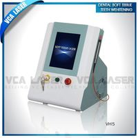 810/980nm diode dental laser device