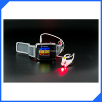 red light therapy LASPOT semiconductor laser acupuncture LLLT laser watch nasal