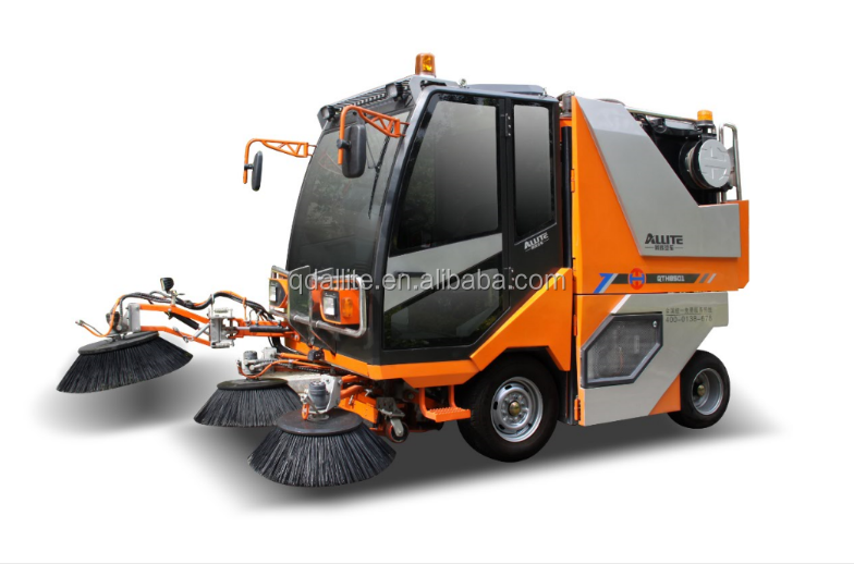 QTH8501 Road sweeper