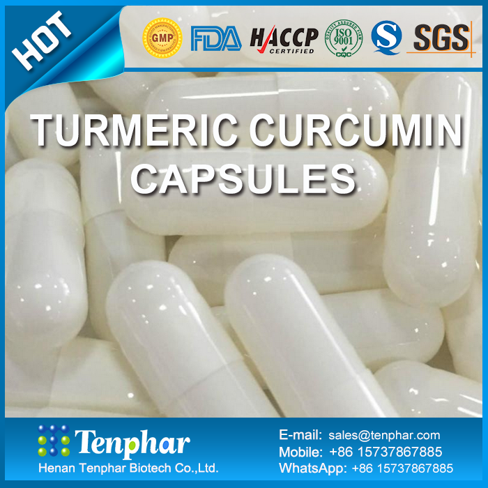 Curcuminoids Turmeric Curcumin Powder Private Label Chewable Tablets