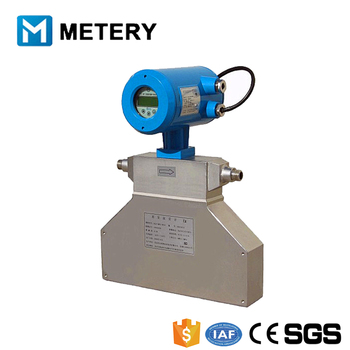 DN80mm flow meter factory coriolis mass flow meter