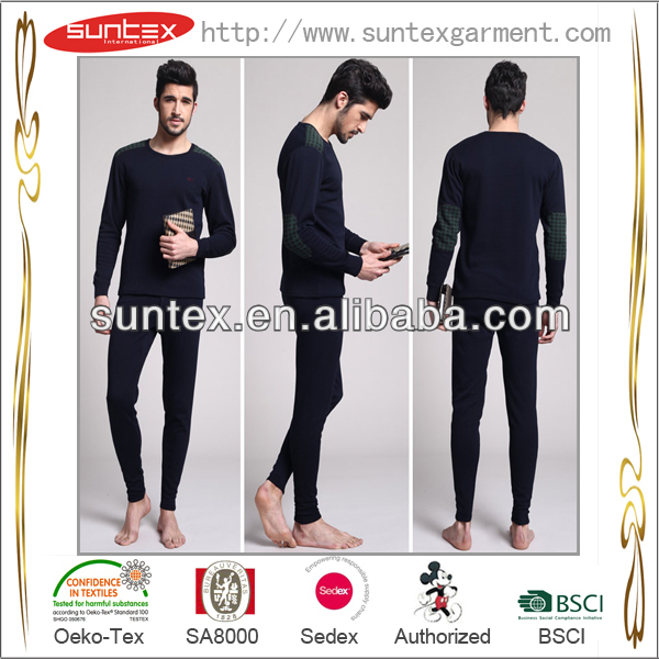 Fashion spike winter pajamas for male