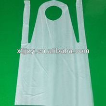 Disposable hospital aprons