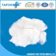 new filling material polyester hollow fibre filling