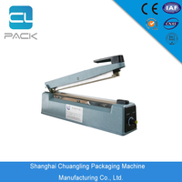 Table top sealing machine portable type hand heat sealer