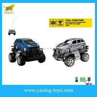 4 wheel electric car toy for sale ,4 channel radio control car for kids (big wheel) YX000066