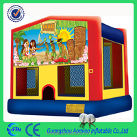 Cheap price bounce House Combo,giant inflatable bouncer,small inflatable indoor bouncer