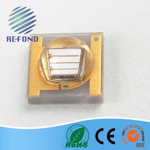 Cheap Wholesale Price Free Sample 3535 high power 3W LG led chip 365nm 385nm 395nm 405nm smd uv led Manufacturer