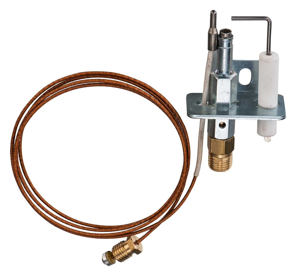 gas heater pilot burner with CSA