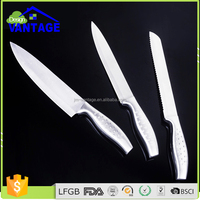Good quality 5pcs chef knife stainless steel kitchen knife set